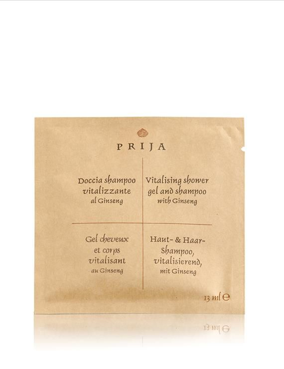 DOCCIA-SHAMPOO GINSENG Prija bu.13 ml.
