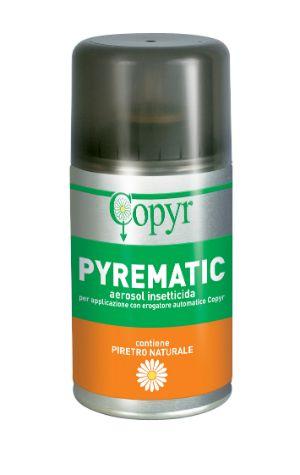 INSETTICIDA PYREMATIC COPYR X DIFFUSORE 250ML.