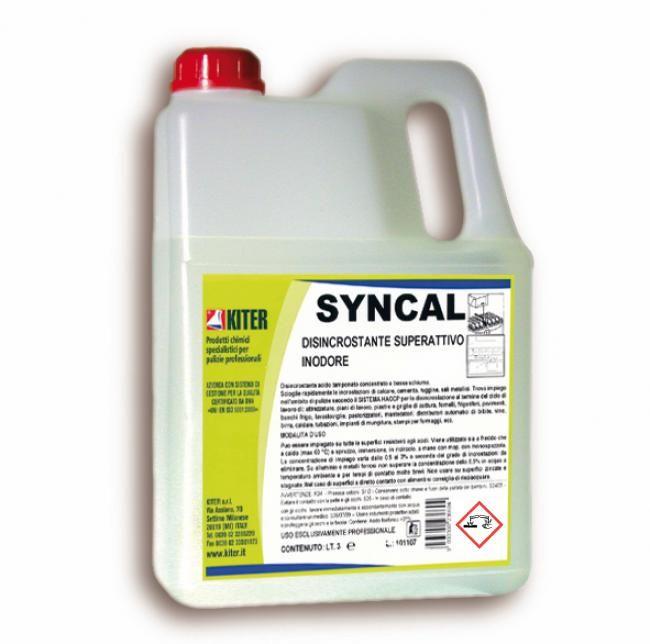 SYNCAL tanica lt.3