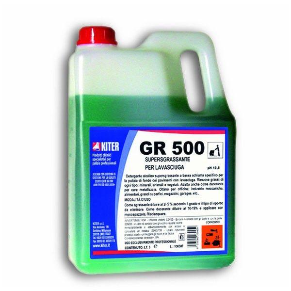 GR500 tanica 3kg.