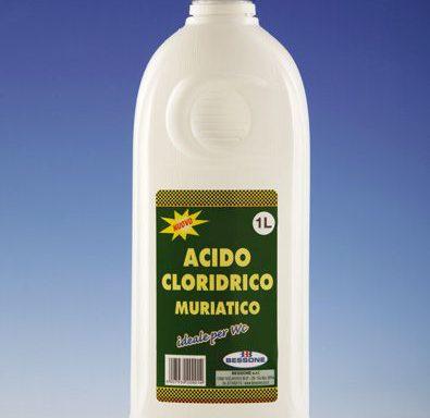 ACIDO MURIATICO flacone lt.1