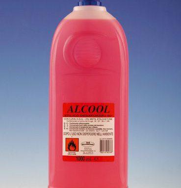 ALCOOL flacone lt.1 –
