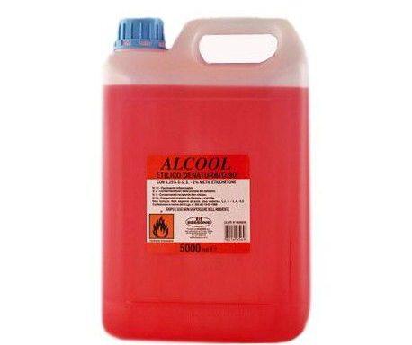 ALCOOL tanica lt.5