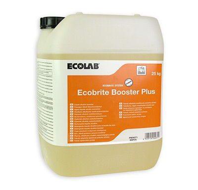 ECOBRITE BOOSTER PLUS ECOLAB ta.25 kg.