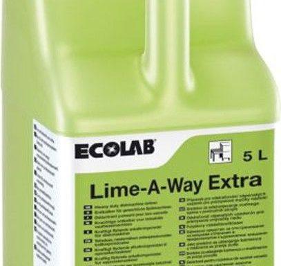 LIME-A-WAY EXTRA ECOLAB ta.5 lt.