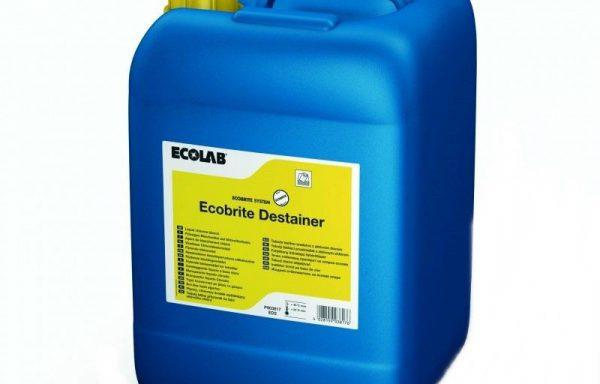 ECOBRITE DESTAINER ECOLAB sa.20 kg.