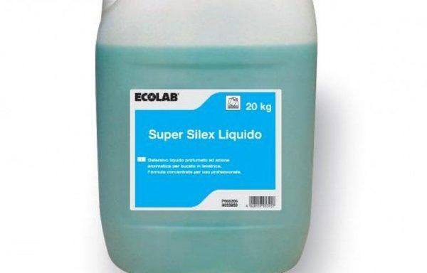 SUPER SILEX POLVERE ECOLAB 20kg.