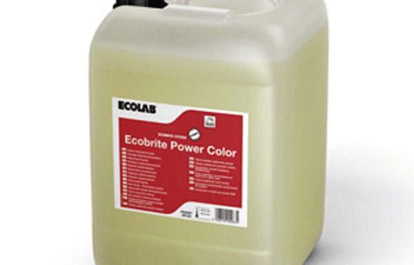 ECOBRITE POWER COLOR ECOLAB 20kg.
