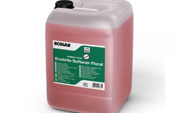 ECOBRITE SOFTENER FLORAL ECOLAB 20kg.
